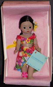 MADAME-ALEXANDER-POLYNESIAN-PRINCESS-MADE-EXCLUSIVELY-FOR-COLLECTOR-039-S-UNITED