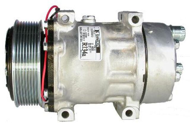 OEM SANDEN SD7H15 A//C Compressor 8 Grv 12v