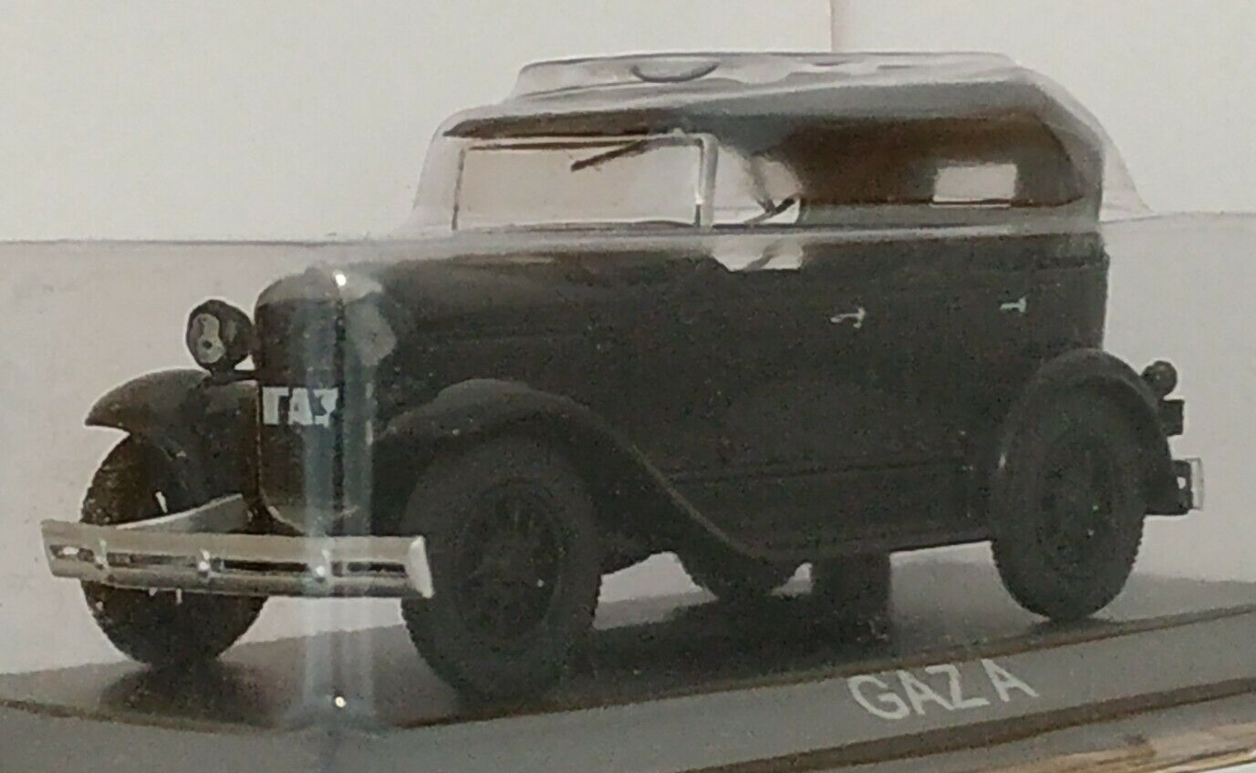 1 43 GAZ A (FORD A) POLISH CARS COCHE DE METAL A ESCALA