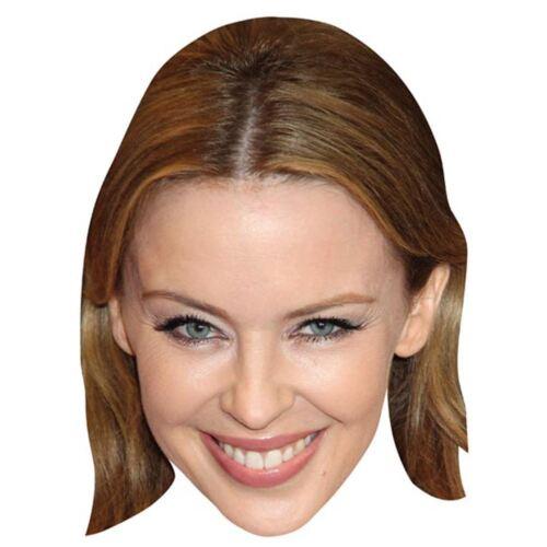 Kylie Minogue Célébrité Masque Carte Visage Et Déguisement Masque