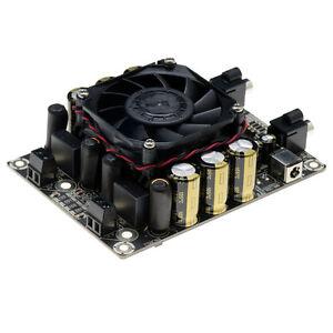 WONDOM-2-X-100-Watt-classe-D-amplificatore-Audio-Board-T-AMP-modulo-Stereo