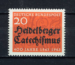 ALEMANIA/RFA WEST GERMANY 1963 MNH SC.861 Heidelberg catechism