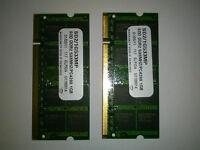 Elpida 1gb Ddr2 Pc2-4200 533mhz Sodimm Laptop Ram