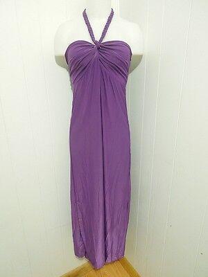 Women Beach cover up Party Long Full -Length Strapless Halter Maxi Gown Sundress