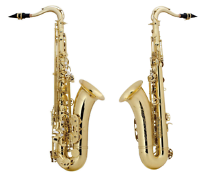 Selmer-Tenor-Saxophone-TS44-Great-Sax-student-or-Pro-Paris-neck-and-Mouthpiece