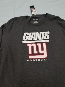 NEW NFL Team Apperal New York Giants Long Sleeve Shirt Size S 7e5bc94c2