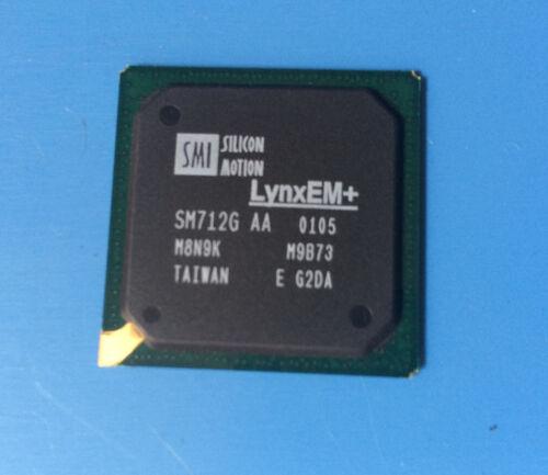SM712GAA Silicon Motion lynxem IC BGA New