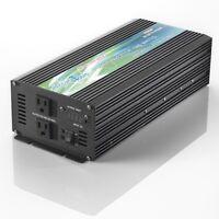 Pure Sine Wave Power Inverter 1500/3000 Watt Dc To Ac