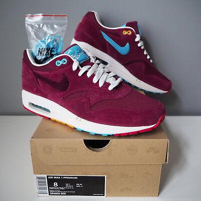Nike Air Max 1 Parra Patta Cherrywood