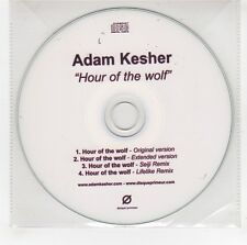 (GG934) Adam Kesher, Hour of the Wolf - DJ CD