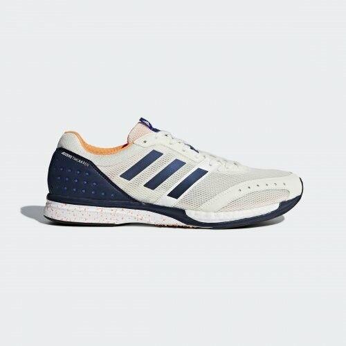 Adidas adiZERO takumi ren BOOST 3 Wide Men's US11.5 29.5cm Navy bianca CM8241