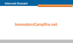 Domains: Innovator's Campfire (2 Domains .NET)