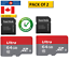 SanDisk-Ultra-A1-64GB-200GB-Micro-SD-SDHC-Card-100MB-s-UHS-1-C10-SDXC-Car thumbnail 2