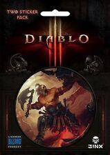 Diablo 3 III - Barbarian Class Sticker * NEW Jinx licensed Blizzard item