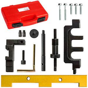kit outils de calage de distribution pour moteurs bmw outils n42 n46 cha ne ebay. Black Bedroom Furniture Sets. Home Design Ideas
