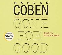 Gone for Good by Harlan Coben (2005, 2005, Abridged, CD) Used
