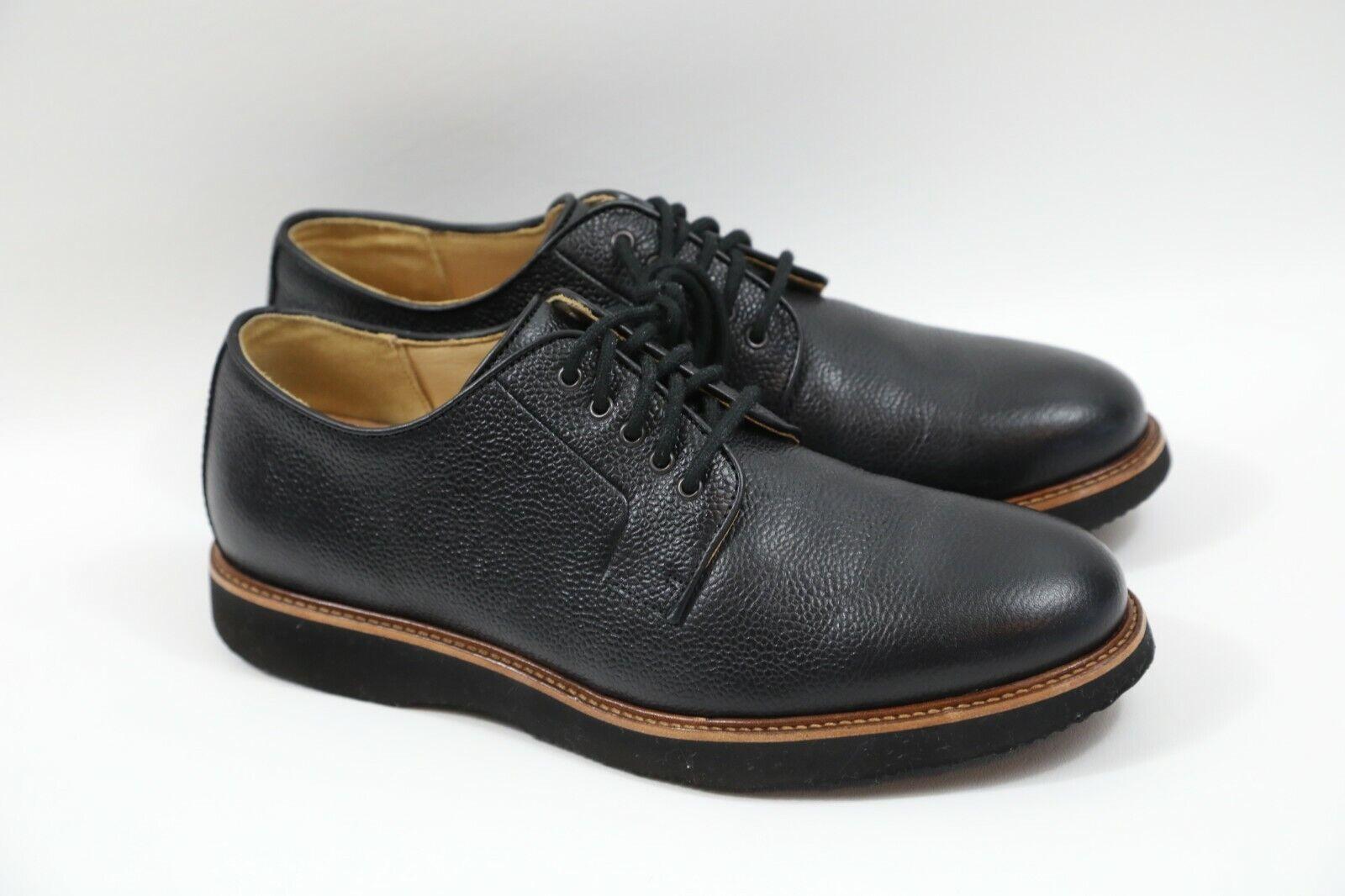 83 Samuel Hubbard Highlander Plain Toe Derby shoes Size 10 M
