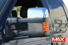 MCFD105 - 2008-2016 Ford F-250/F-350/F-450 Super Duty Chrome Mirror Covers