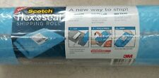 Scotch Flex Amp Seal Shipping Roll 15 In X 10 Ft Simple Packaging Alternative To
