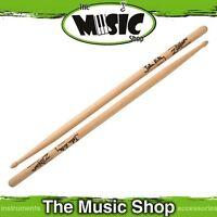 3 Pairs Zildjian Artist Series 'John Riley' Drumsticks with Wood Tips - ASJO