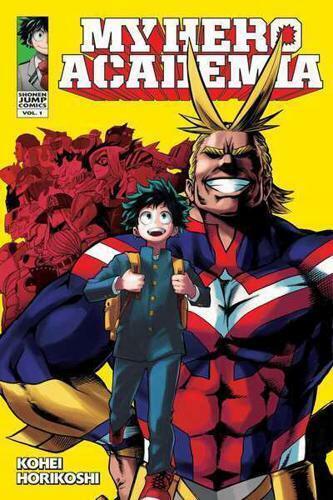 My Hero Academia. Vol. 1 by Kohei Horikoshi (author)