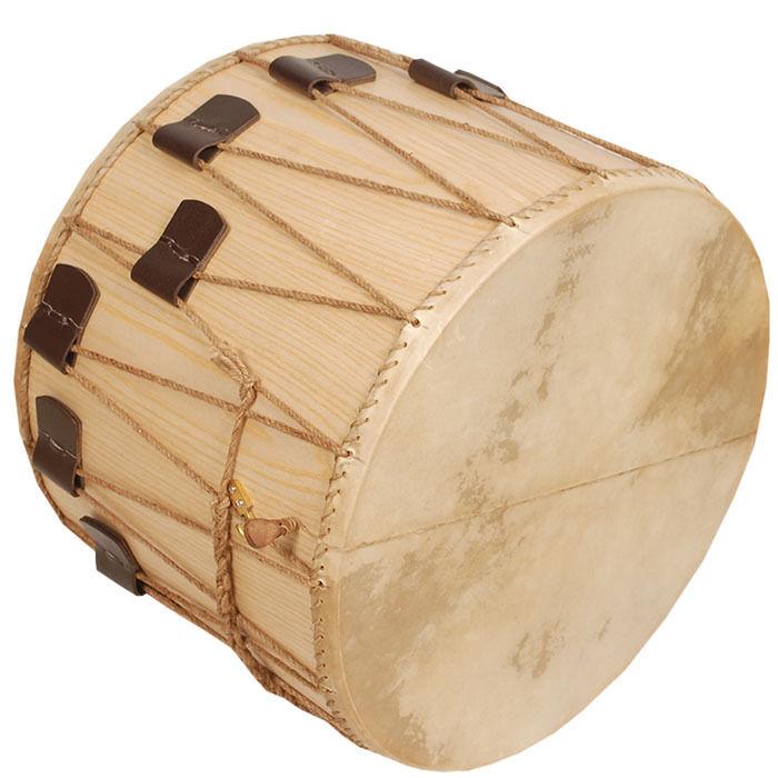 "Medieval Tambor amplio Shell 18"" x 13 , Medieval Drum Wide Shell 18"" X 13"