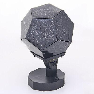 Romantic Night Sky Star Master Projector Starry Light Lamp Decor Hot