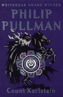 """""""AS NEW"""" Count Karlstein - The Novel, Pullman, Philip, Book"""