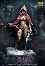Nutsplanet Red Ridinghood Fantasy Unpainted 75mm resin kit