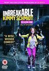 Unbreakable Kimmy Schmidt Season 1 DVD Region 2 UK