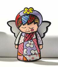 ROMERO BRITTO MINI FIGURINE:  ANGEL   ** NEW **