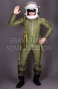 NEW!!! Air Force USSR Mig VKK-6M High Altitude Pressure Pilot Suit P ... 3f1cced91e4