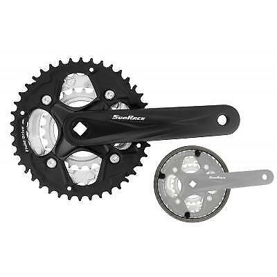 SUN RACE Plates and cranks FCM500 7/8-V.42/34/24