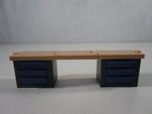 Mostrador De Oficina.Playmobil Dificil Juego De Mostrador Mesillas Oficina Policia