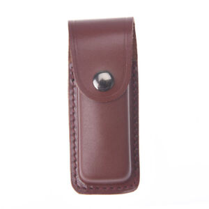 13cm-5cm-Knife-holder-outdoor-tool-sheath-cow-leather-for-pocket-knife-po-WH
