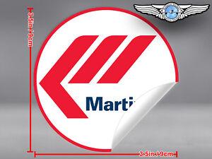 MARTINAIR-MARTIN-AIR-ROUND-LOGO-STICKER-DECAL