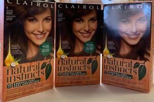 Clairol-Natural-Instincts-Medium-Brown-5-20-Hazelnut-Hair-Color-One-box