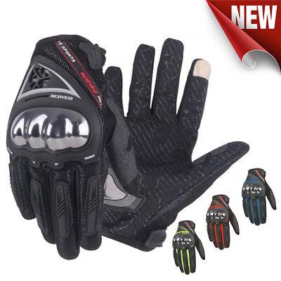 Motorcycle Winter Thermal Waterproof Gloves Ski Snow Motorbike Adult Scoyco MC21