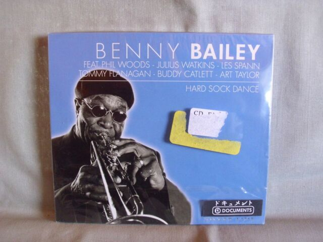 Benny Bailey- Hard Sock Dance OVP