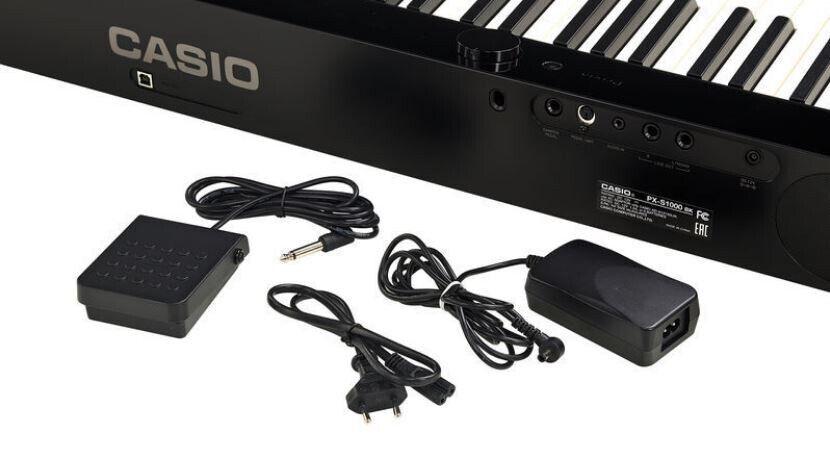 Casio Privia PX-S1000 BK El-klaver