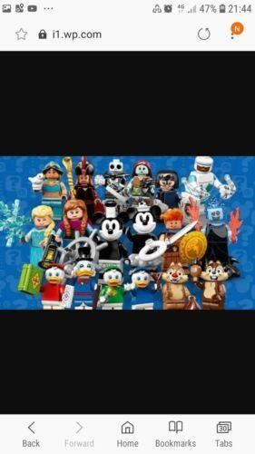 Lego Figurine série 2 DISNEY 71024-Princesse Jasmine-EN MAIN maintenant