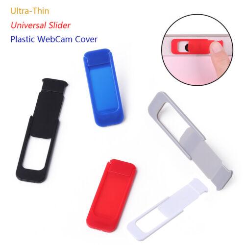 New WebCam Cover Shutter Slider Lens Privacy Sticker For Phone Laptop Tablet