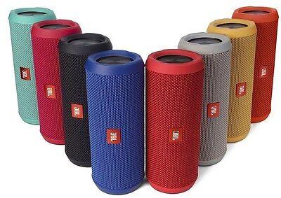 JBL Flip 3 Splashproof Portable Bluetooth Speaker - Multi-Color