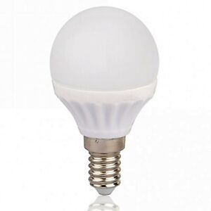 40W puro equi 3 x Bombilla 4W LED E14 Blanco Frio 220V 350 lumen Bajo Consumo