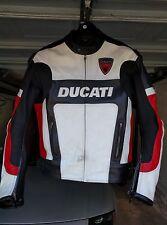 Ducati Leather Jacket Size Large