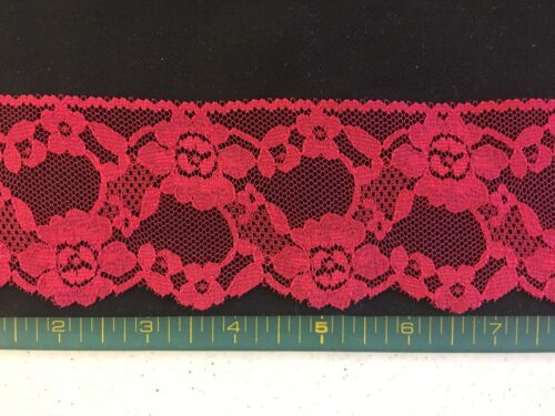 RED EDGING 2 38 INCHES WIDE 10 YARD INCREMENTS