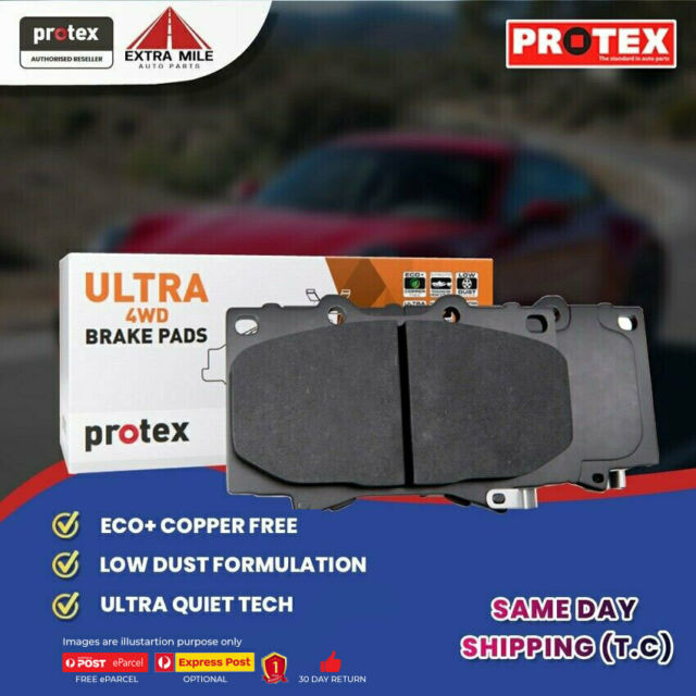 4WD Brake Pad Front Set For Holden Rodeo RA 3.0 TD 4x4 (TFS77) 2003-2007