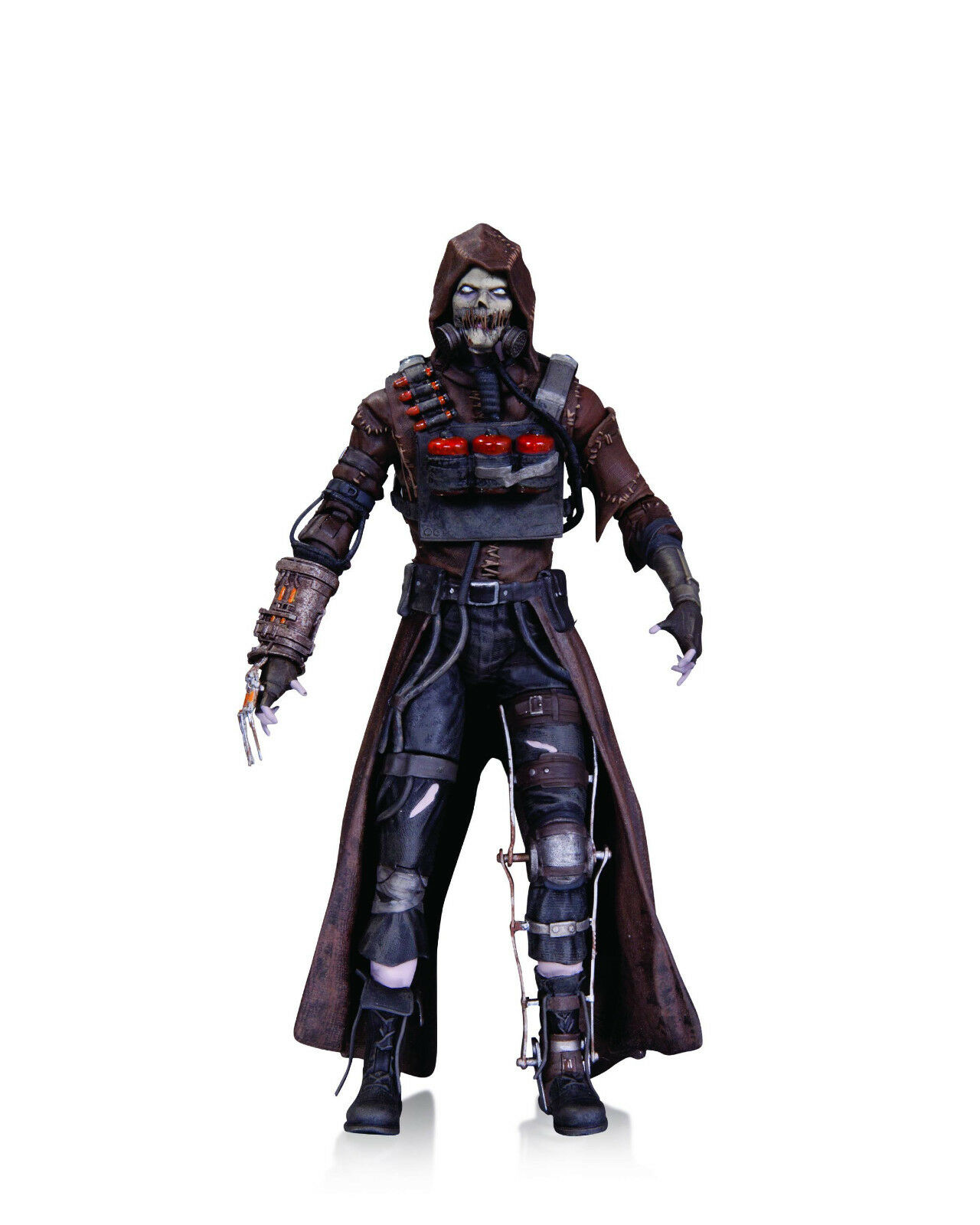 Batman Arkham Knight Scarecrow Action Figure DC Collectibles NEW SEALED
