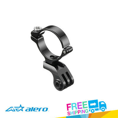 31.8mm // 35mm Alero GHB-191 Alloy Handle Bar mount for GoPro Camera