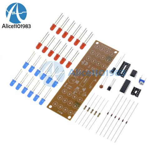Detonation Flashing Light DIY Kit for Red Blue LED Dual-Color